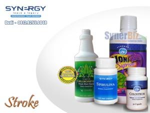 Nutrisi Herbal untuk STROKE