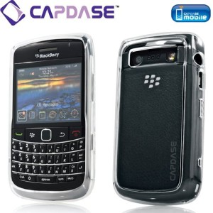 Capdase Original Softjacket Fuze Blackberry Onyx 9700/ 9780 Blue