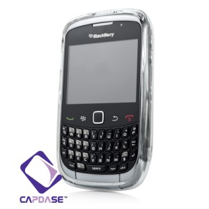 Capdase Original Softjacket Fuze Blackberry Gemini 8520 / 9300 Red