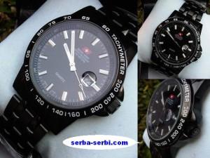SWISS ARMY HCC-1121G For Ladies (Black)