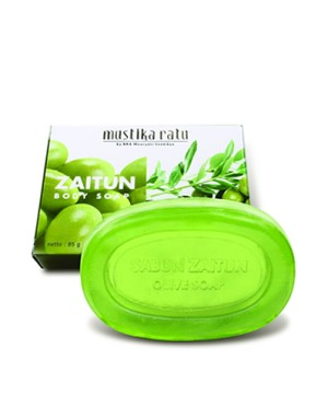 MUSTIKA RATU - Zaitun Body Soap