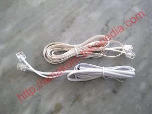Kabel Roset Telepon 2m