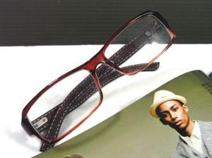 Kacamata Japan Style Leather ( BRANDED )