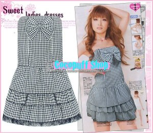 Sweet Girlie Dress (IMPORT)