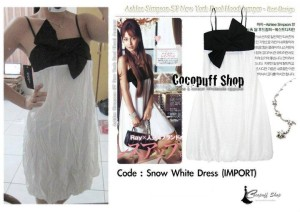 Snow White Dress (IMPORT)