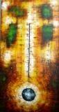ABSTRACT (ukuran 45 x 120 cm)