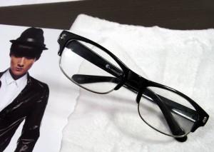 Kacamata Japan Half  Fly Style ( BRANDED )