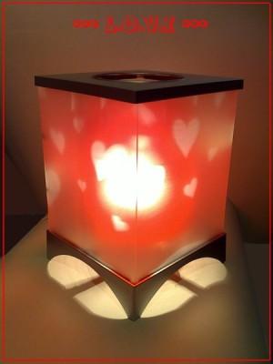 Rotate Lamp (Cocok Untuk Jadi Lampu Tidur )