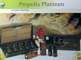 PROPOLIS PLATINUM K-LINK KEMASAN 5 BOTOL