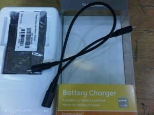 EBC Desktop Charger Blackberry Monza 9850 / 9860 ORIGINAL