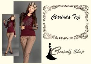 CODE : Clarinda Top