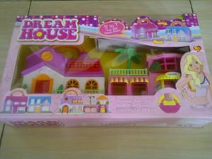Rumah-rumahan Dream House yang Keren