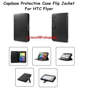 Capdase Protective Case Flip Jacket HTC FLyer