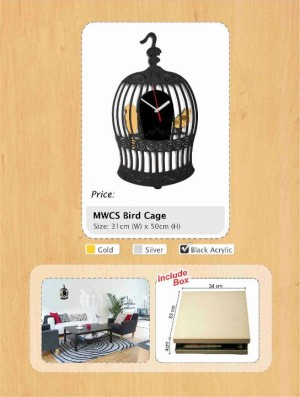 MWCS Bird Cage