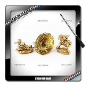 Dragonball Gold - Trading Figures - Ori