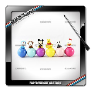 Paper Weight Cartoon isi 6