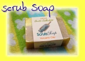 Scrub Soap Sabun Anti Selulit