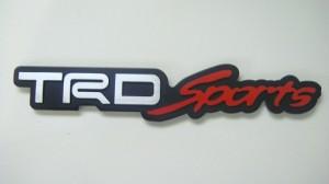 Emblem TRD Sports