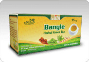 Bangle Green Tea Celup