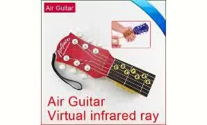 air guitar (gitar tanpa senar)
