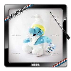 Boneka Baby Smurf Tempel Sedang