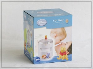 Bottle Steam Sterilizer merk IQ Baby