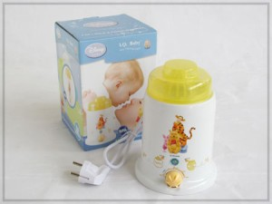 """Milk Botlle and Food Warmer 4 in 1 """"IQ Baby"""" pooh"""