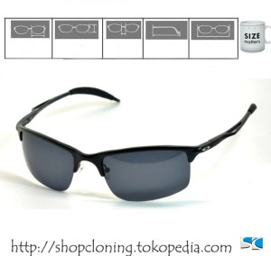 OAKLEY SG Halfwire Sport (Black Polarized)