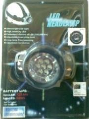 Head Lamp / Senter Kepala