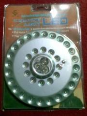 CAMPING LAMP UFO 27 LED