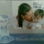 Electric Breast Pump Snow Bear Baby