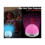 STARRY NIGHT PROJECTION CLOCK
