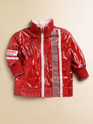 M-Baby Jacket ( RED )