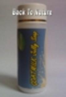 Mawadda Back To Nature Goat Milk Jelly Soap 60 ml
