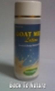 Mawadda Back To Nature Goat Milk Lotion 60 ml.