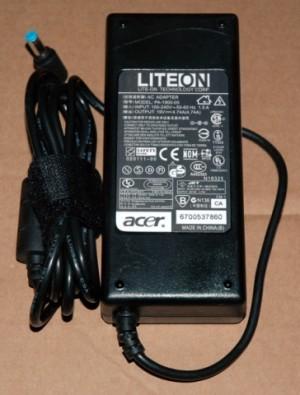 ADAPTOR ACER 19V 4.7A ORIGINAL SPARE PART (WITH AC POWER CABLE)