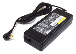 ADAPTOR FUJITSU 19V 4.22A ORIGINAL SPARE PARTS (WITH AC POWER CABLE)