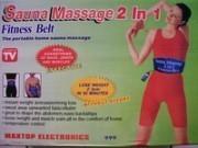Sauna 2 In 1 / Slimming Belt