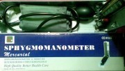 ALAT TENSI DARAH MANUAL ( Air Raksa) / SHPYGMOMANOMETER
