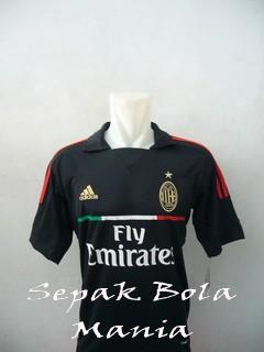 Jersey AC Milan 3rd 11/12