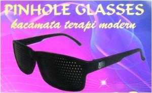 Kacamata Terapi Pinhole Glasses Dop
