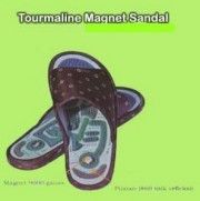 Tourmaline Magnet Sandal, Sandal Magnet Refleksi