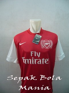 Jersey Arsenal Home 11/12