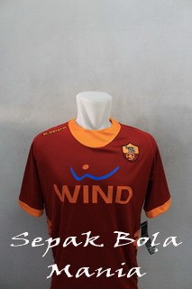 Jersey AS Roma Home 11/12