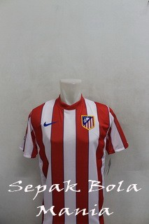 Jersey Atletico Madrid Home 11/12