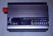 POWER INVERTER 500 Watt
