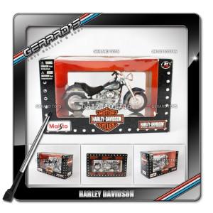 Harley Davidson - 1:18 - Maisto - BIB