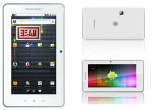 SpeedUP Pad S1 The 800 Mhz Dual Camera 3G Froyo Tablet PHONE