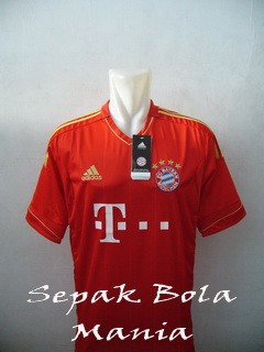 Jersey Bayern Munchen Home 11/12