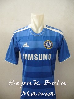 Jersey Chelsea Home 11/12